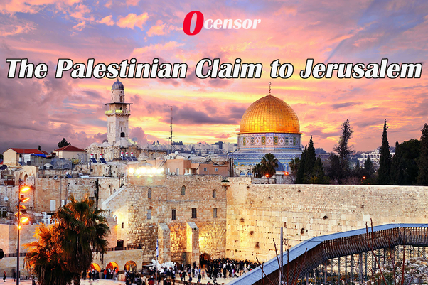 Is Jerusalem located in Israel or in Palestine? - Quora