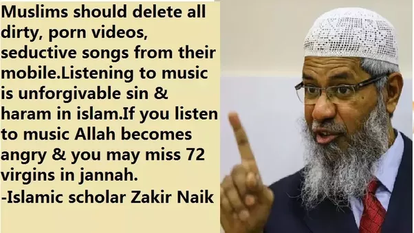 Is It Possible That Rev Dr Zakir Naik Is A Prophet After Mohammad Pbuh - Quora-8832