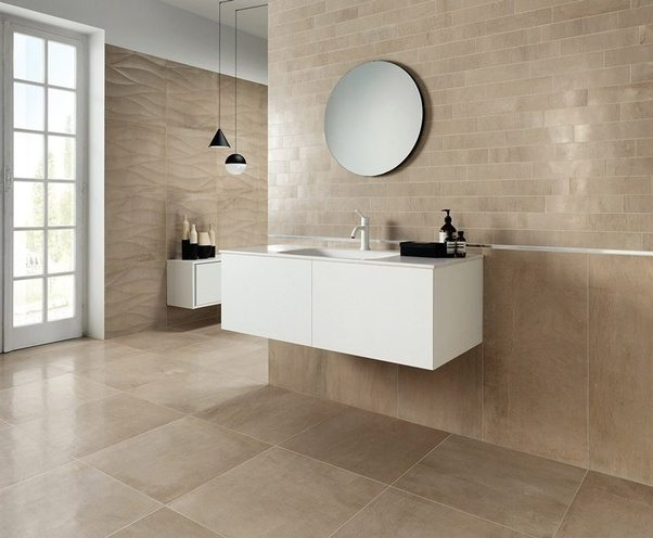 Can I Mix And Match My Bathroom Tiles?
