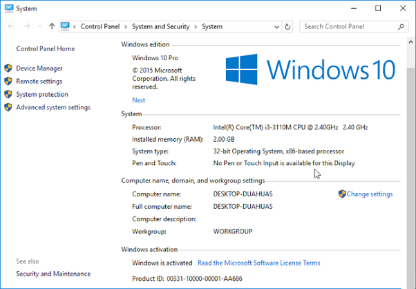 How to activate Windows 10 with CMD - Quora