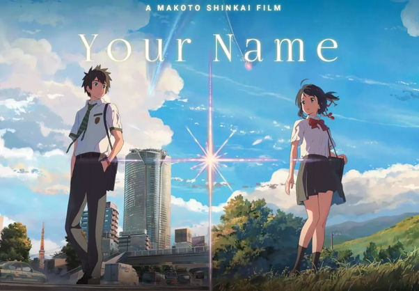 Anime Movies Released In 2016 1 Your Name Aka Kimi No Na Wa Genre