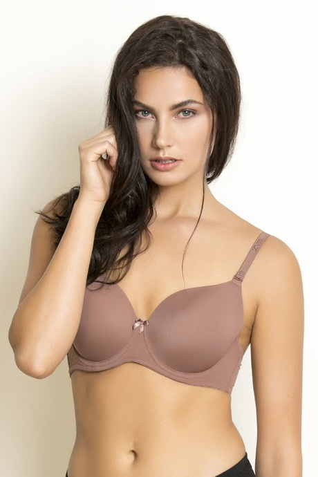 2fd8f7302ea6e What is the use of a padded bra  Why do we wear it  - Quora