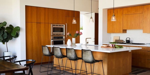 What are the good designs for kitchen furniture? - Quora