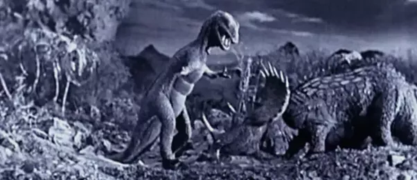 Image result for the lost world 1925 fight