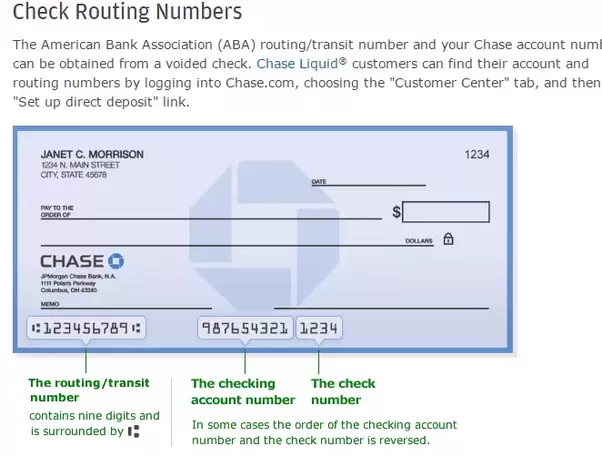 27/08/ · I've done this two times before but I always forget lol Is there an option to get a voided check online? I assume my employer just needs to see a check, and not actually physically touch it. Is there an option like that on Chase's online banking?
