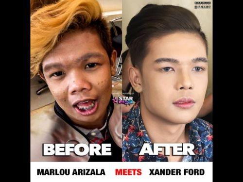 Ugly filipino girl