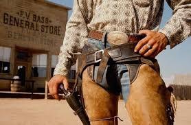 Why were cowboys gun belts so loose? - Quora