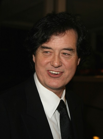 Is Jimmy Page in Led Zeppelin part Asian? - Quora