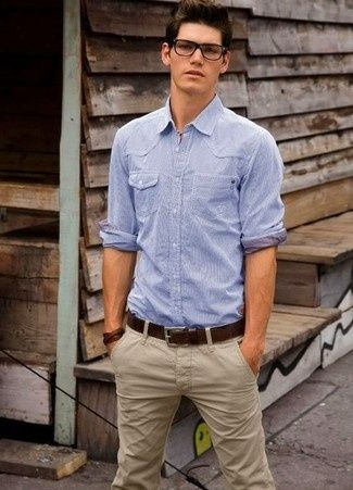 What goes well with chinos? - Quora