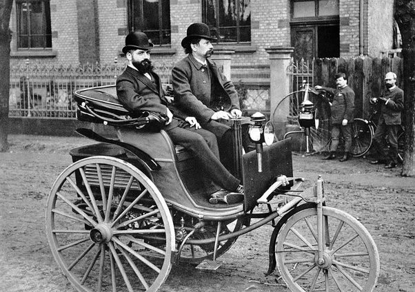 Who Invented The Automobile >> What Was The First Car In The World Quora
