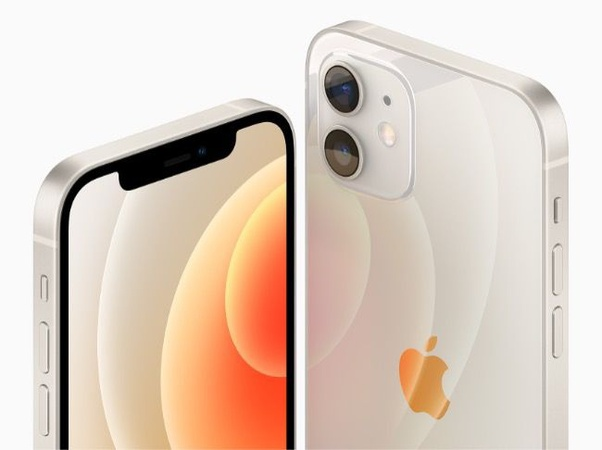 New features of iPhone-12