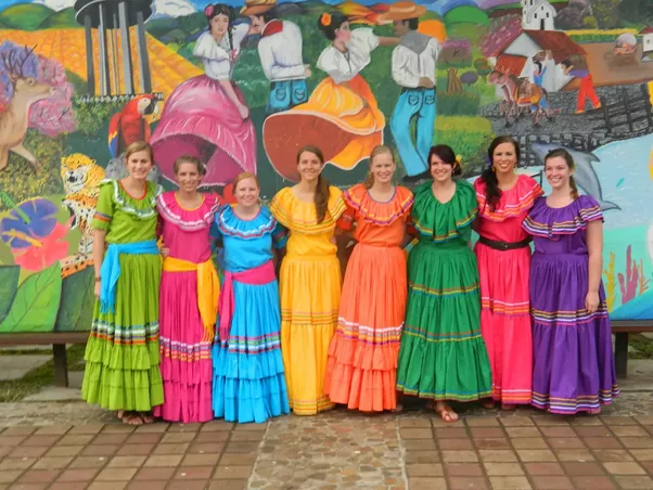 what is the traditional dress of hondurans quora