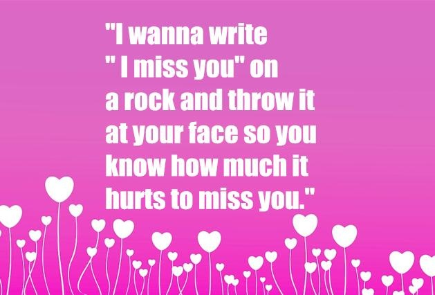 What Are Some Funny I Miss You Like Quotes Quora