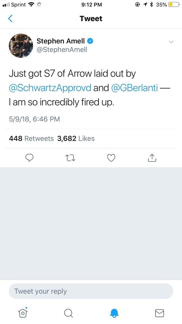 Does Arrow continue into season 7? - Quora