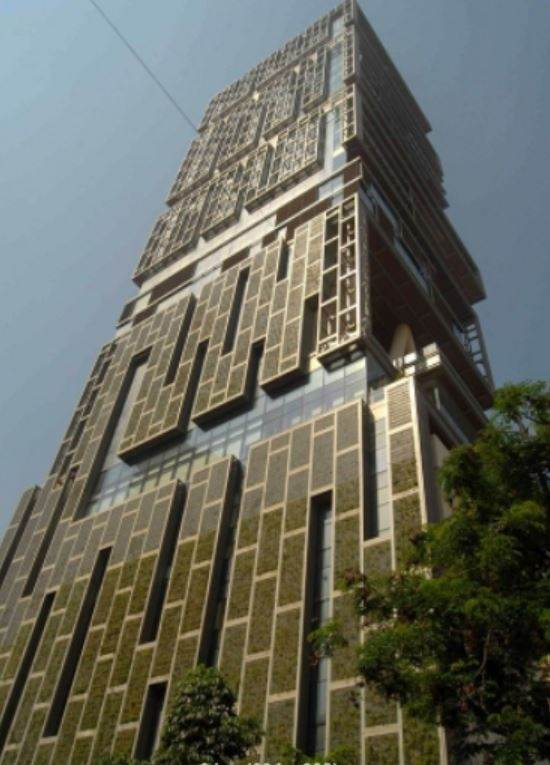 What are the features of Mukesh Ambanis house Antilia Quora