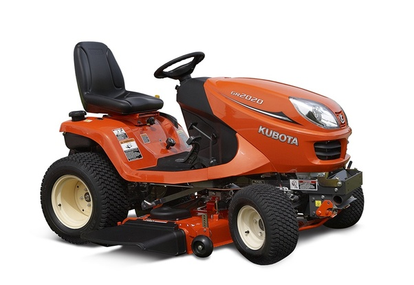 Why have I never seen a diesel lawn mower? - Quora