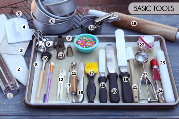 Where can I find the best website for cake baking tools supplies