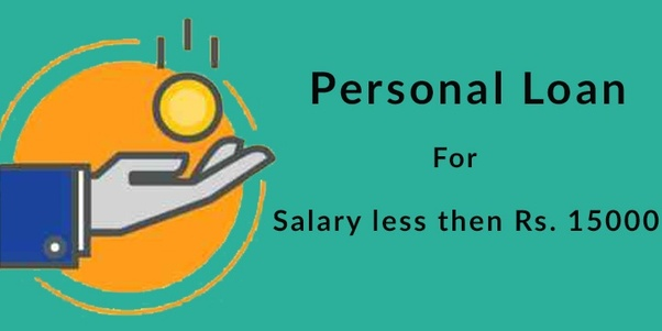 Personal Loan For 18000 Salary