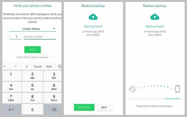 How to restore my WhatsApp contact - Quora