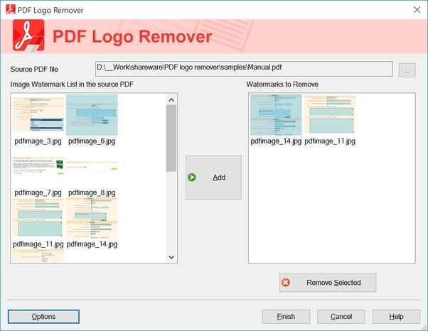 Is there any free PDF watermark remover? - Quora