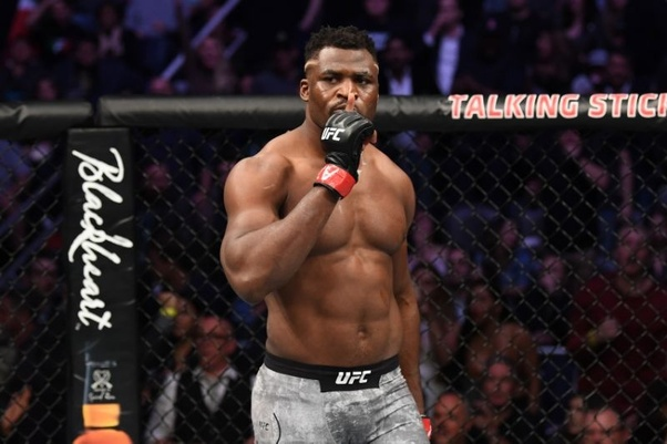 Who is Francis Ngannou? - Quora