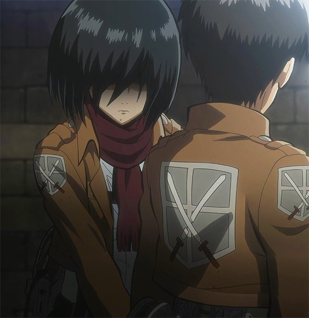Will Mikasa Most Likely End Up With Jean At The End Of