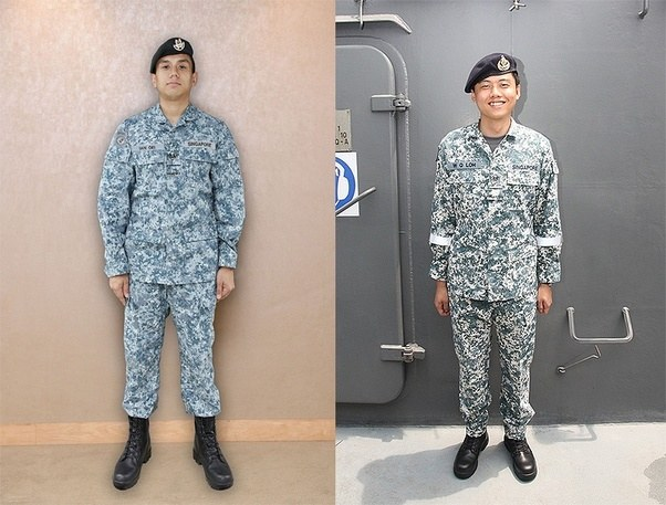 What does your country's military uniform look like? - Quora