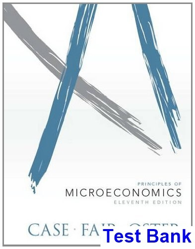 where can i find test bank for principles of microeconomics 11th