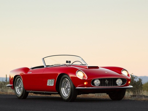 Is the first generation Ferrari California a steal in ...