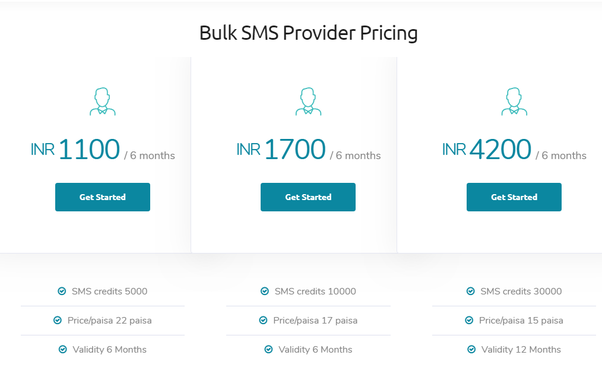Which is the best bulk SMS provider in Lucknow? - Quora