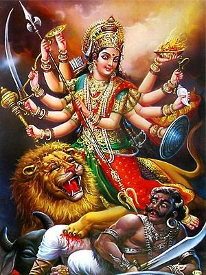 Why did Goddess Durga kill Mahishasura? - Quora