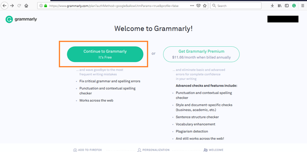 Some Of How To Get Grammarly Premium For Free