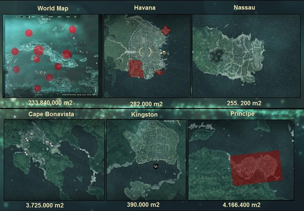 Assassins Creed 3 Frontier Map Maping Resources