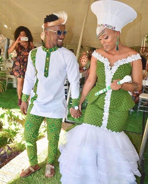 Venda Traditional Modern Dresses: What Are The Traditional Clothing In South Africa?