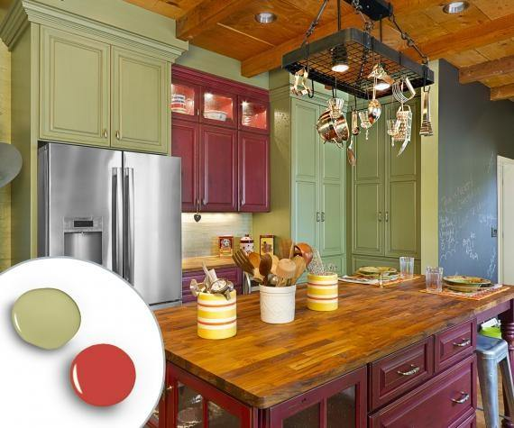 What Kind Of Paint To Use For Kitchen Cabinets: What Is The Most Popular Color Choice For Kitchen Cabinets