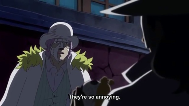 Will Spandam appear in One Piece again? - Quora
