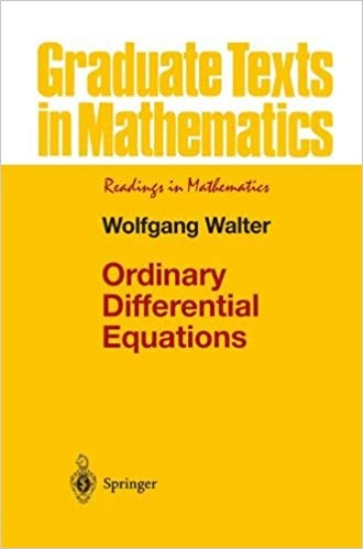 Which is the best book to master ordinary differential equations