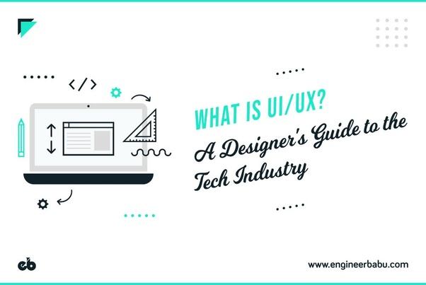 What Do Ui And Ux Designers Do Quora