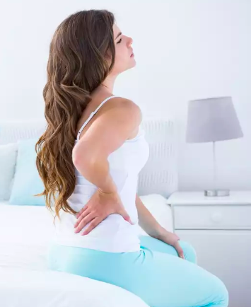 what can i do to relieve constant back pain when lying