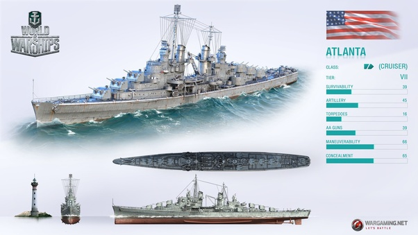 What is your favourite ship in World of Warships? - Quora