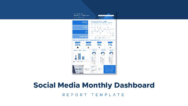 Where can i find a social media report template quora use this template quarterly social media report maxwellsz
