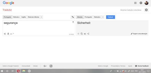A tradução do Google tradutor é confiável? Por quê? - Quora
