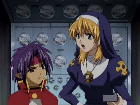 Chrono Crusade Is A Demon Romance Anime Series And Theres No Better Comparison