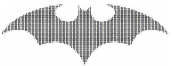 How To Make The Batman Symbol In Text Quora