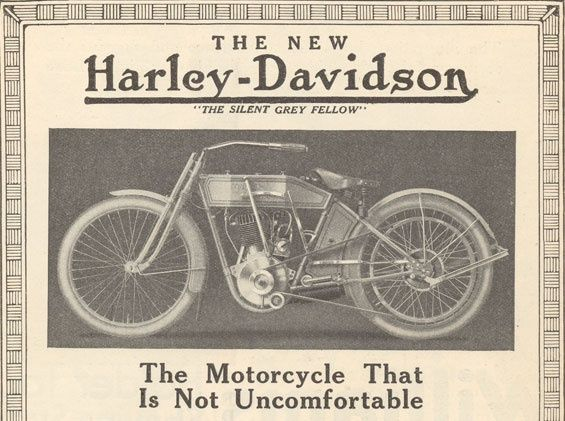 Harley davidson history and business plan