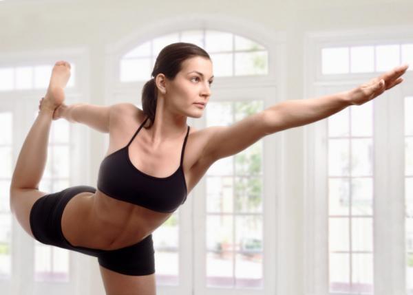 can yoga gain muscle