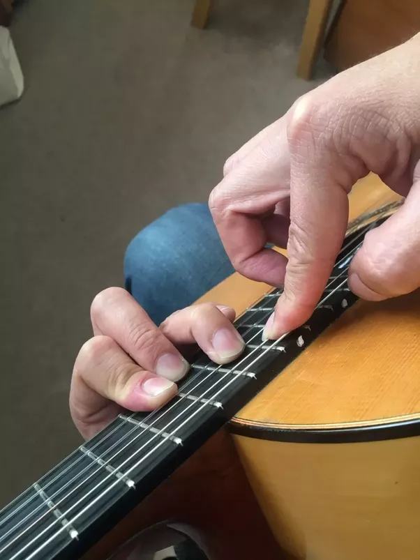 How To Get Over The Pain Of Playing Power Chords Quora