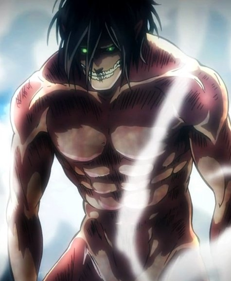 What Are All The Powers Showcased By Eren Yeager Throughout