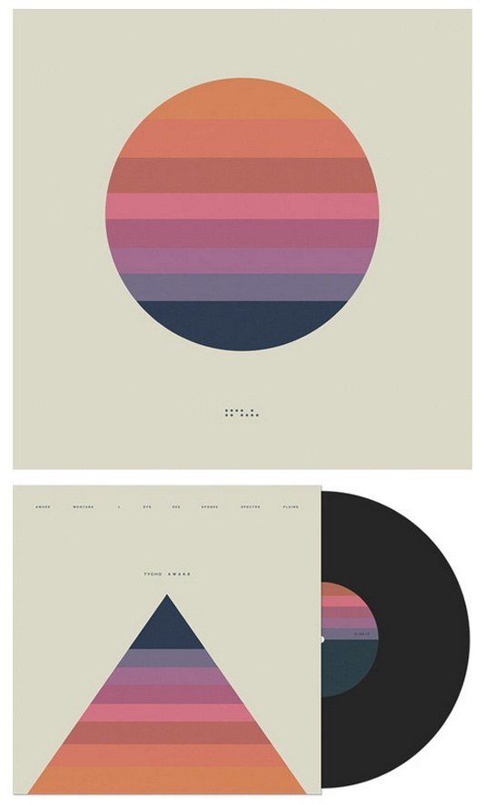 Vinyl Records: What are some great examples of minimal, geometric ...