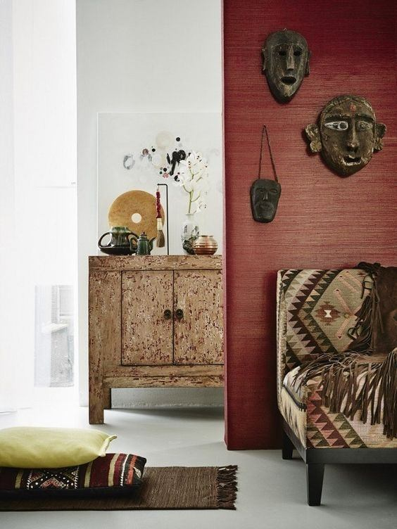 Egyptian Decor Bedroom: How To Decorate An African And Egyptian Themed Bedroom For